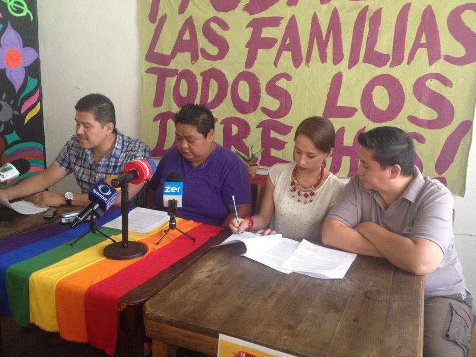 Urgen reconocer igualdad de minorías sexuales en Aguascalientes