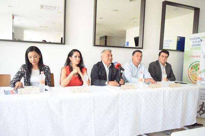 """Invitan a la 1er Carrera Atlética """"Árbol Vivo"""" en la Feria de los Chicahuales"""" en JM"""