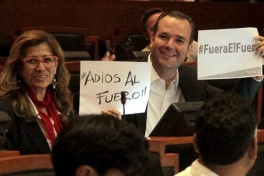 Eliminan el fuero a funcionarios y gobernador en Jalisco