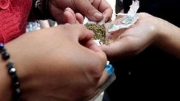 Detención de jóvenes adictos a las drogas pan de todos los días: CET