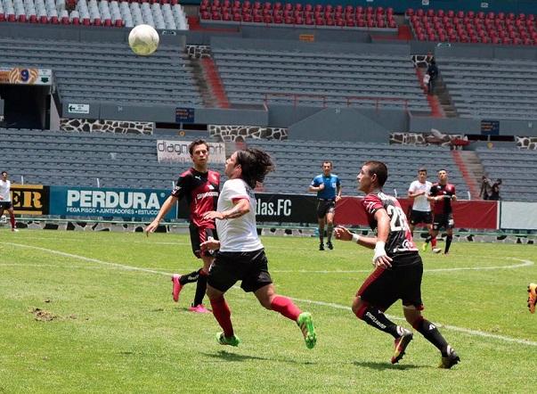 Necaxa vence 3-0 al Atlas en partido de pretemporada