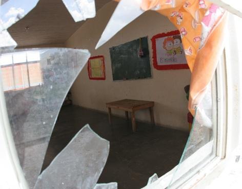 Asaltan guardería de la SEDESOL en Aguascalientes