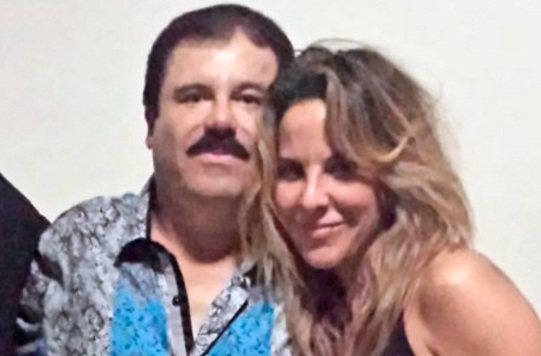 """Asegura el """"Chapo"""" Guzmán que el hijo que espera Kate del Castillo es suyo"""