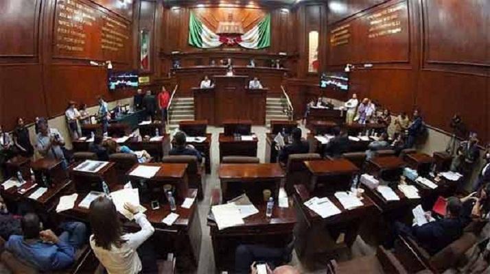 Dan entrada a 5 iniciativas en la Comisión de Reglamentos del CongresoAgs