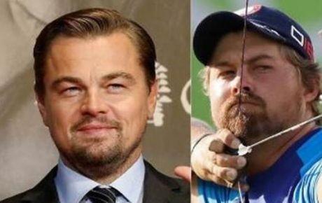 El doble de Leonardo DiCaprio en Río 2016
