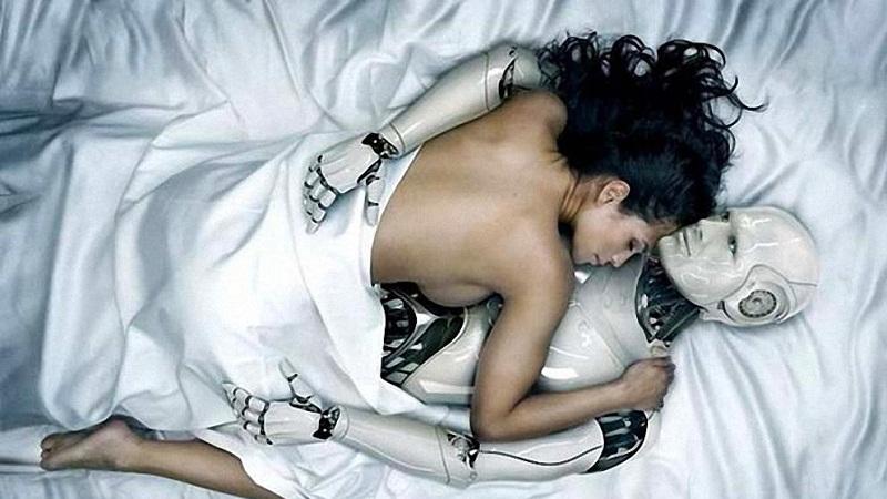 Amor y sexo con robots será realidad en 2050