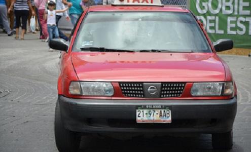 Hasta 60% bajó el número de asaltos a taxistas: López Huerta