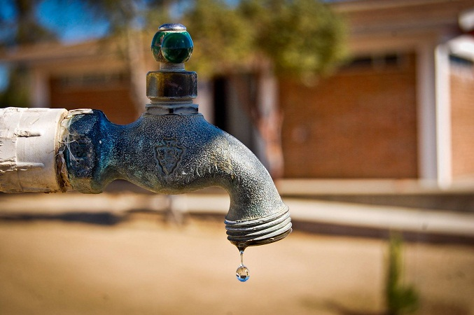 Cortes de agua en Jesús María, sin distinción de clases socioeconómicas