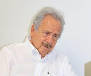 A sus 87 y no se cansa de servir….. otra vez diputado Gómez Villanueva