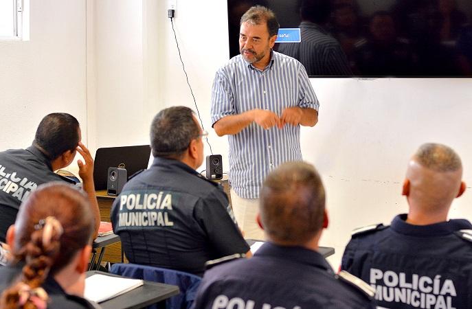 Se incrementa el déficit de elementos en la Policía Municipal de Ags.