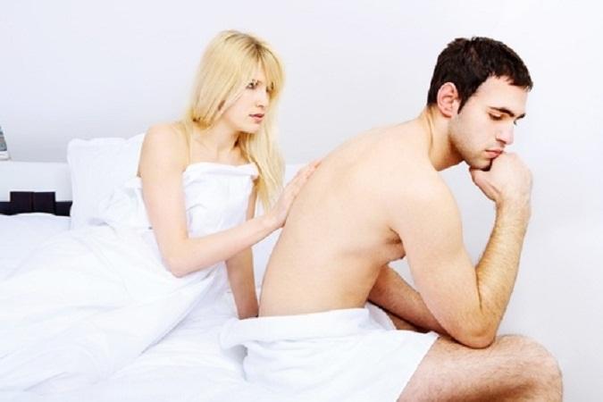 ¿Qué es la fobia sexual masculina?