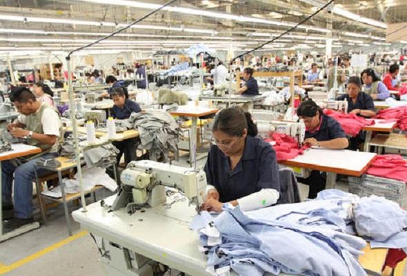 En 3 años trabajadores textiles ganarán lo mismo que el sector automotriz de Ags.