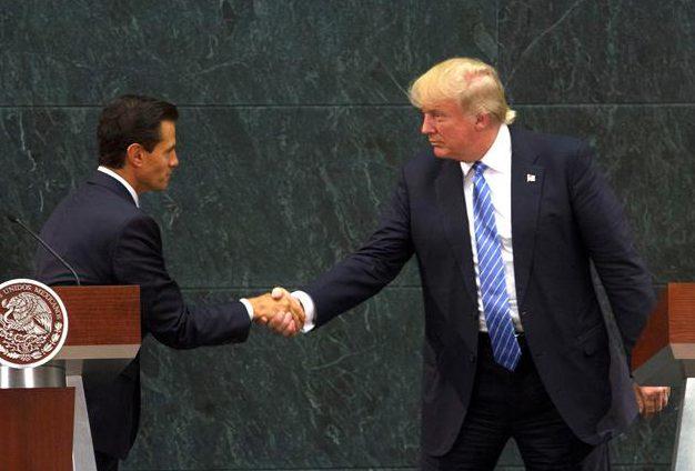 Renegociarán TLC EU y México a fin de año
