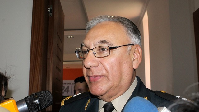 Reconoce Martínez déficit de policías en Aguascalientes
