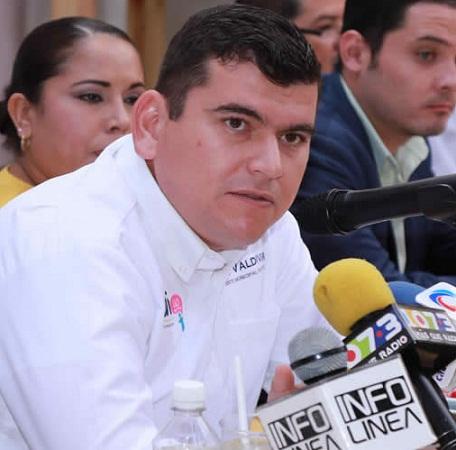 Adán Valdivia debe renunciar a la alcaldía de Calvillo por engañar a todos:NEH