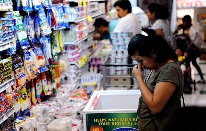 Sube como la espuma la inflación en México