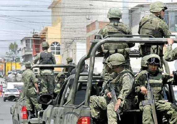 Presencia del Ejército en las calles significa que la seguridad fracasó en Ags: PRI