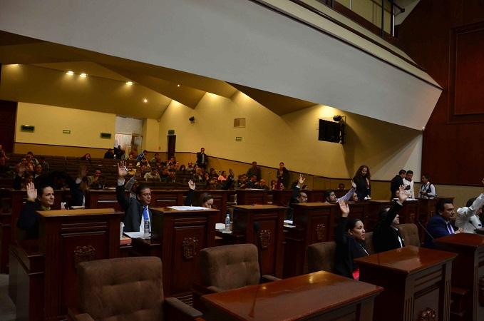 Diputados aprueban iniciativa para prevenir la trata de personas en Aguascalientes
