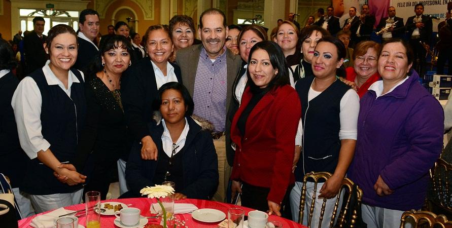 Durante este sexenio mejoraremos los servicios de salud en Aguascalientes: MOS