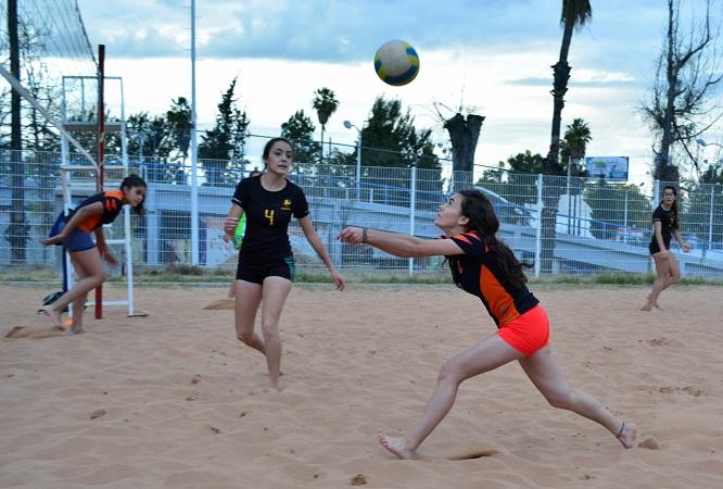 Este fin de semana se llevará a cabo el Selectivo Estatal de Voleibol de playa en Ags.