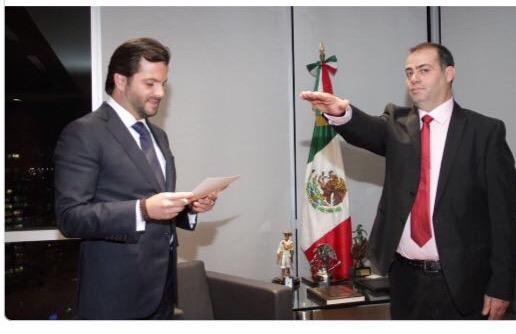 Gilberto Gutiérrez nuevo delegado de la Semarnat