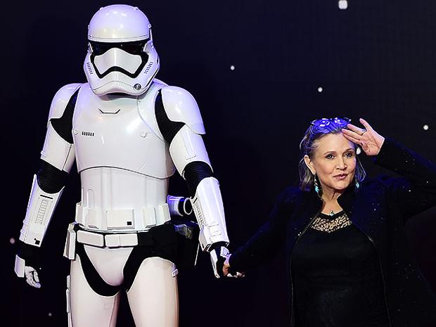 Star Wars: Disney cobrará seguro de 50 millones de dólares por muerte de Carrie Fisher