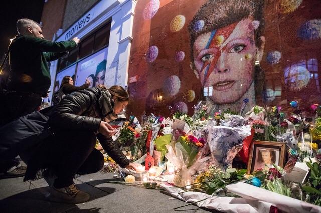 Bowie quería usar música de mariachi
