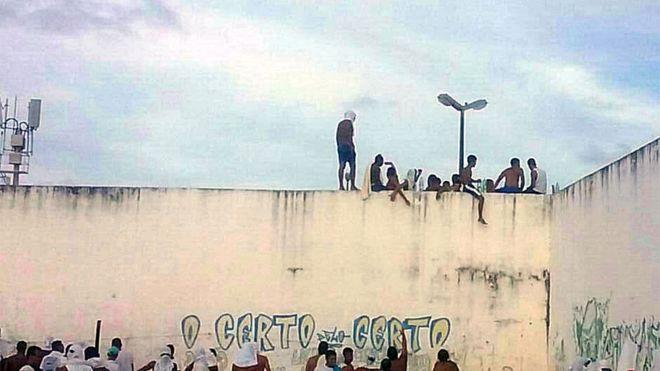 Al menos 26 muertos en nuevo motín en cárcel de Brasil