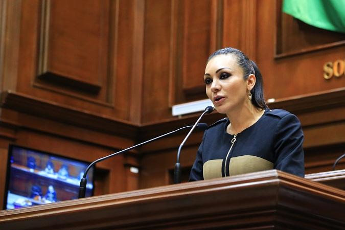 Propone Citlalli Rodríguez derogar el cobro del ISN en Aguascalientes
