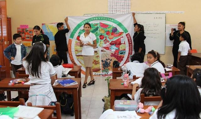Evalúan de forma nutricional a miles de niños en escuelas de Ags