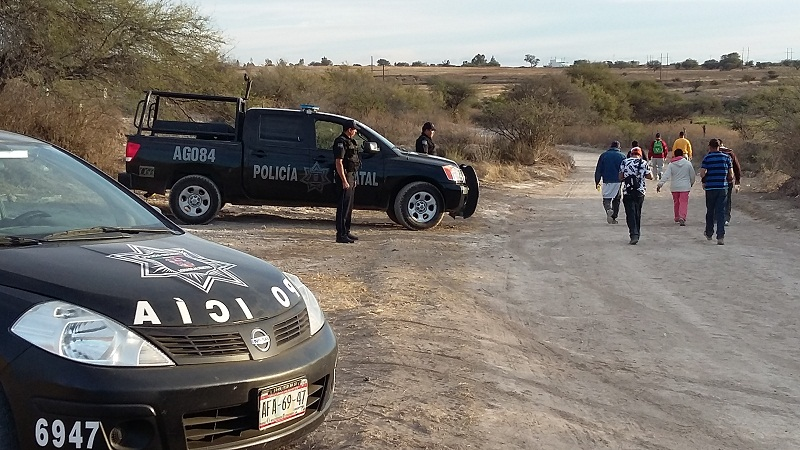 Se suma la SSPE al Operativo Peregrino 2017 en Aguascalientes