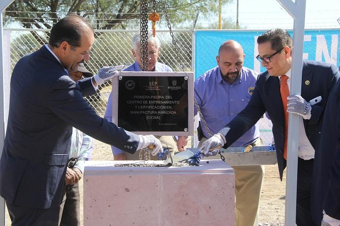 64 mdp invierte el Gob-Ags en obras de infraestructura educativa