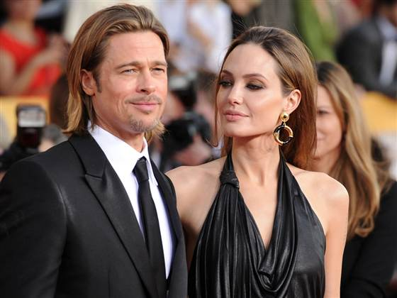 Preparan documental con los secretos de Brad Pitt y Angelina Jolie