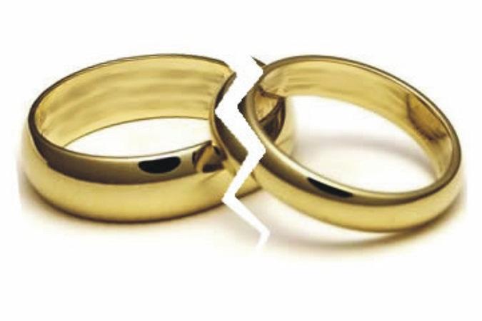 50% de matrimonios en Ags. derivan en divorcio