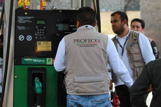 Gobierno realiza operativo conjunto para detectar irregularidades en gasolineras