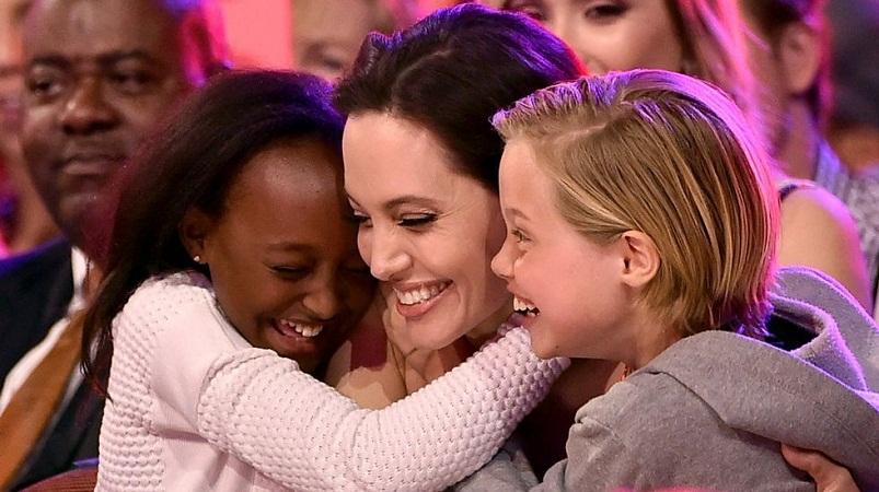 Madre biológica de hija adoptiva de Angelia Jolie reclama verla de nuevo