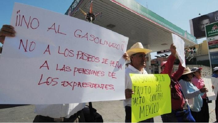 Blindarán comercios de Ags. para evitar vandalismo y saqueos durante marcha de este sábado