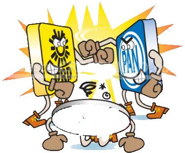 Chocan PAN y PRD en torno a reducirse el sueldo de diputados en Ags.