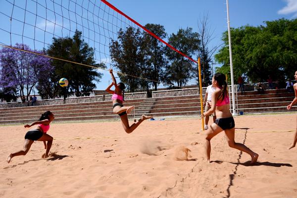 Este fin de semana se realizará el Campeonato Juvenil Estatal de Voleibol en Ags.