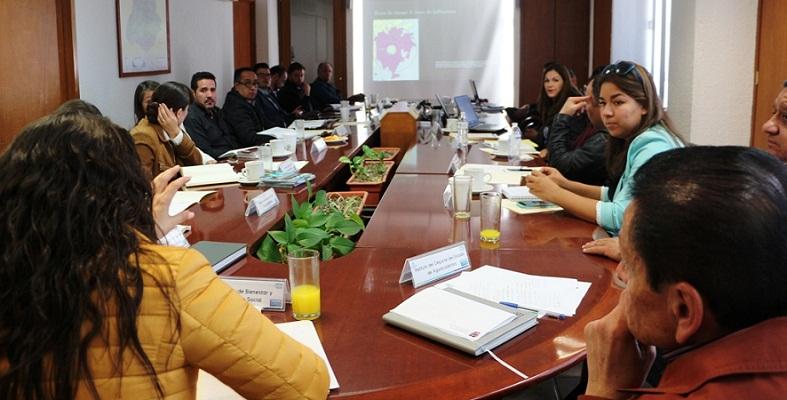 Esfuerzos coordinados en el Gob-Ags para erradicar la pobreza y el rezago social