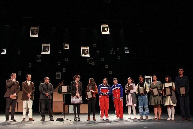 Concluye la temporada de teatro escolar en planteles de educación básica de Ags.