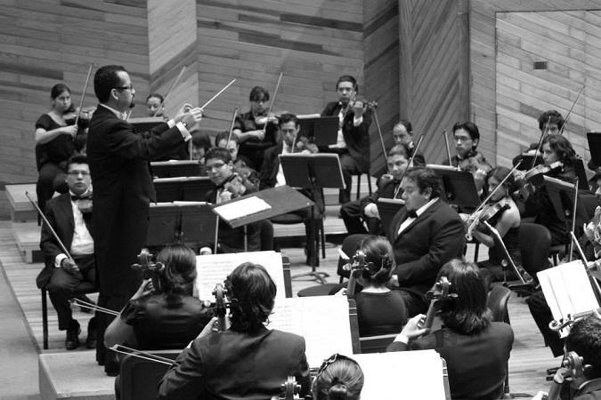 3er concierto de la OSA contará con la dirección de Luis Manuel García Peña