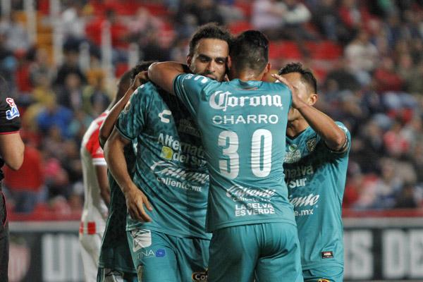 Necaxa cae en casa ante Jaguares en la Copa