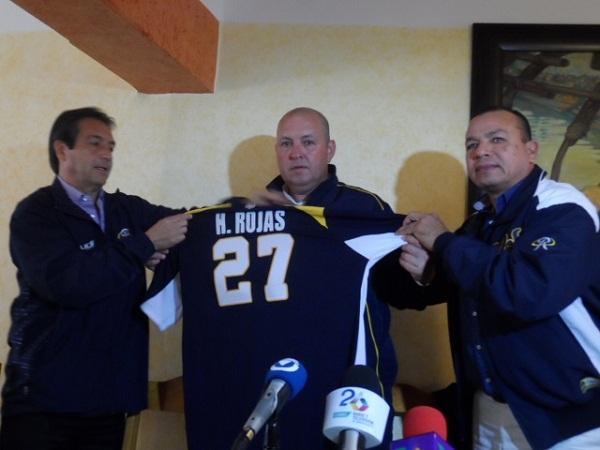 Presentan a Homar Rojas como manager de Rieleros de Aguascalientes
