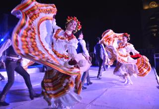 Concluyó el Primer Festival de Folclore en Jesús María