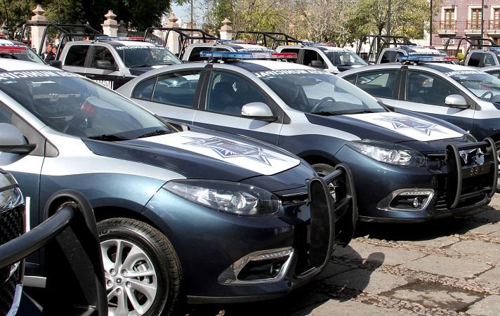 Compraremos más patrullas y equipamiento para policías: TJ
