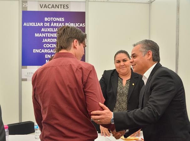 Se realizó en Jesús María la 5a Feria Nacional del Empleo