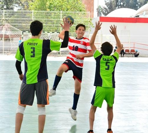 Este sábado será la Eliminatoria Estatal de Handball 2017