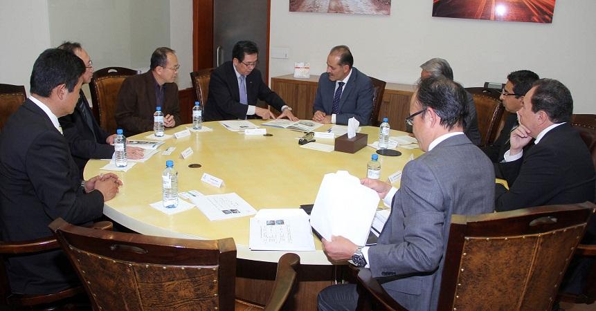 La empresa japonesa UNIPRES fortalecerá sus inversiones en Aguascalientes