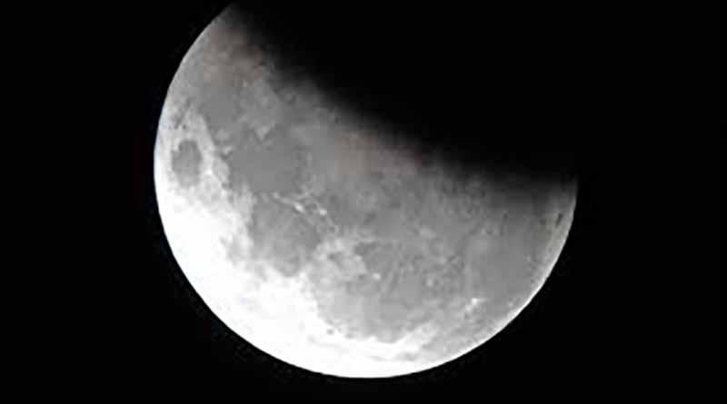 Primer eclipse lunar del año, este 10 de febrero